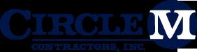 Circle M Contractors Logo